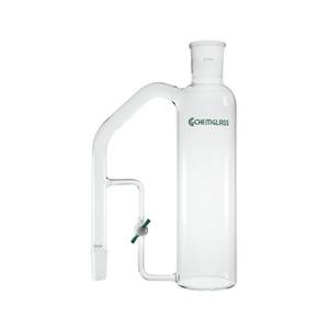 Chemglass CG-1364-01 Continous Liquid-Liquid Extractor, 45/50, 24/40