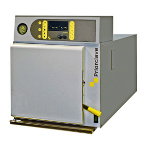 High Efficiency Benchtop Autoclave, 60L, Water / Energy Saving
