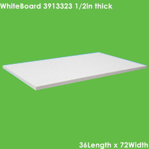 "UniTherm Grade HT200 Thermal Insulating Sheet, 1/2"" Thick (36x72)"