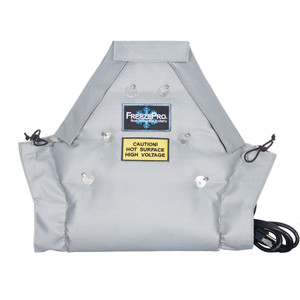 "UniTherm FreezePro Valve Insulation Jacket - 12""L x 12""W"