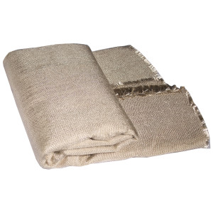Heavy Duty Fiberglass Welding Blanket & Cover, 5' x 5'