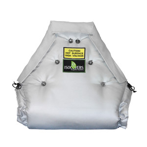 "ISO-Valve Insulation, 24""L x 6""W"