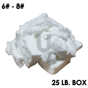 Ceramic Bulk Fiber, 25lb. Box