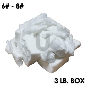 Ceramic Bulk Fiber, 3lb. Box
