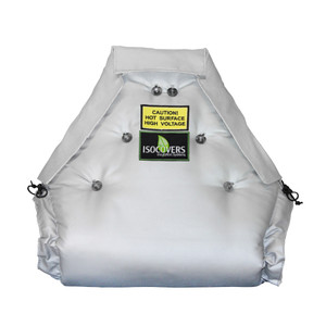 "UniTherm ISO-Valve Insulation Jacket, 48""L x 6""W"