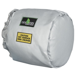 "UniTherm ISO-HUB End Pipe Jacket, 16""L x 6""W"