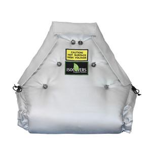 "UniTherm ISO-Valve Insulation Jacket, 60""L x 12""W"