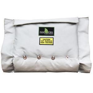 """UniTherm ISO-WRAP Insulation Jacket, 12""""L x 6""""W"""