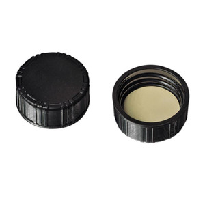 Chemglass CG-8750-13 Corning Phenolic PTFE Liner 13-415 Screw Caps case/288