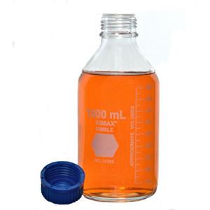 Kimble GL 45 Media Bottles, 10000ml