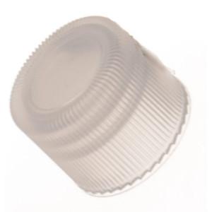 Kimble Closed Top Linerless Polypropylene Screw Thread Caps