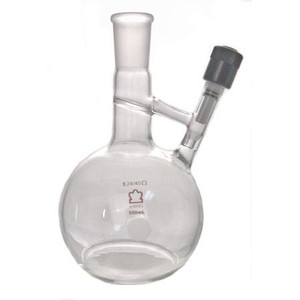Kimble Airless-Ware® Straus Flasks, 1000ml