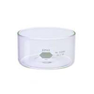Kimble Crystallizing Dishes, 125x65mm, Case/12