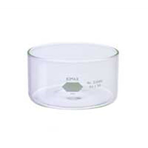 Kimble Crystallizing Dishes, 150x75mm, Case/8