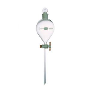 Kimble Globe KIMAX® Separatory Funnels with PTFE Stopcock, 250ml
