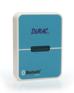 H-b Durac Bluetooth Thermometer Hygrometer With 30-day Data Logging (14/122f)