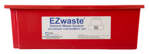 EZwaste Safety Tray Secondary Container for Carboy