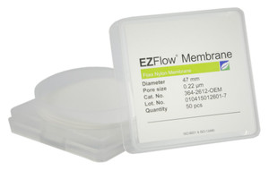 EZFlow 47mm Nylon Membrane Disc Filter 50/Pack