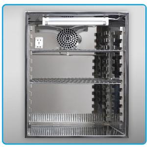 """Extra shelf, stainless-steel, 12.0 x 15.0"""""""