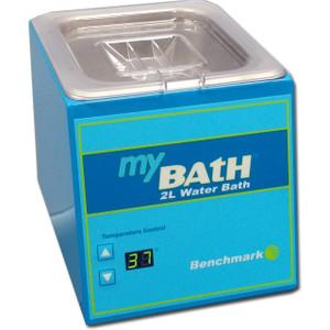 myBath 2L Digital Water Bath, 115V