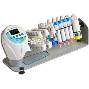 RotoBot with tube holder starter set, includes 6x1.5ml holder (5ea.), 1x15ml holder (8ea.) and 1 x 50ml holder (2 ea.)
