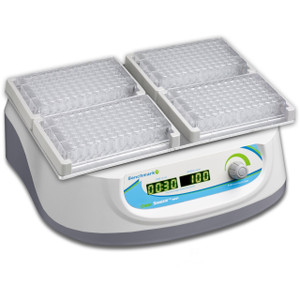 OrbiShaker MP microplate shaker/vortexer with platform for 4 microplates, 100-240V