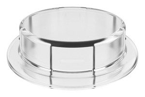 VersaCap 83mm Closed Adapter insert Clearview