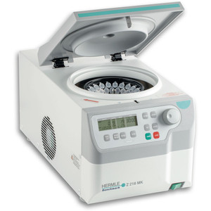Z216-MK Refrigerated Microcentrifuge, without rotor, 115V