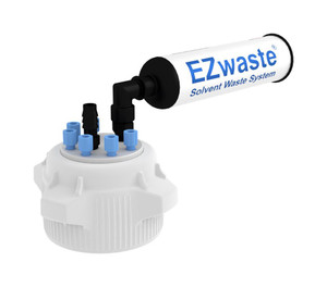 """EZwaste HD Filter Kit VersaCap 83B 6 ports for 1/8"""" and 1 port for 1/4"""" HB or 3/8""""HB"""