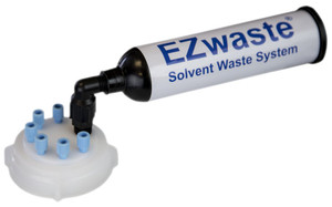 "EZWaste UN/DOT Filter Kit VersaCap S70 6 ports for 1/8"" OD Tubing"