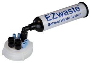 "EZWaste UN/DOT Filter Kit VersaCap S70 4 ports for 1/8"" and 1/4"" OD Tubing"