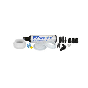"EZWaste VersaCap S70 4 Ports for 1/8"", 3 Ports for 1/4"" and 1 Port for 1/4"" HB OD Tubing Adapter"