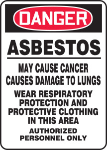 """SAFETY SIGN, 20"""" x 14"""", Pack/10"""