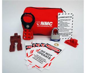 Economy Lockout Pouch Assembly Kit.