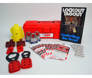 Electrical Lockout Kit Bilingual Assembly / Kit