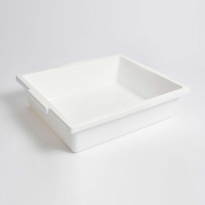 "Laboratory Tray, Large, PP, 20"" x 17"" x 5"", case/6"