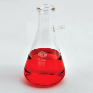 Filtering Flask, Borosilicate Glass, 100mL, case/24