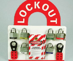 Mini Lockout Center Equipped