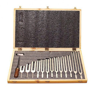 Tuning Fork, Boxed Set Of 13, 100Hz To 4096Hz, Each