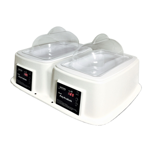 WiFi Dual Poly Pro Bath dual chamber with 5.5L each