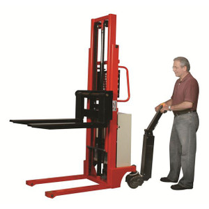 Wesco 272943 Capacity Power Drive Stacker