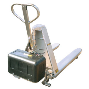 Wesco 272860 Stainless Steel Electric High Lift