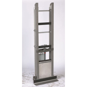 Wesco 230051 StairKing Battery Powered Stair Climbing Appliance Truck