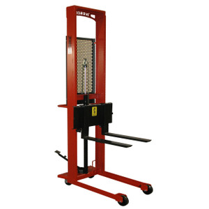 Wesco 260042 Straddle Fork Stacker Model