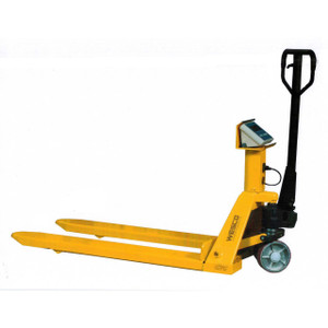 Wesco 272936 Scale Pallet Truck, Model SPT27