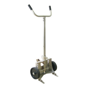 Wesco 240019 Knock Down (KD) Drum Truck