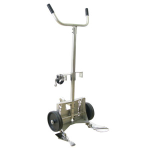 Wesco 240020 Knock Down (KD) Drum Truck