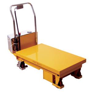 Wesco 273710 Powered Lift Scissors Table