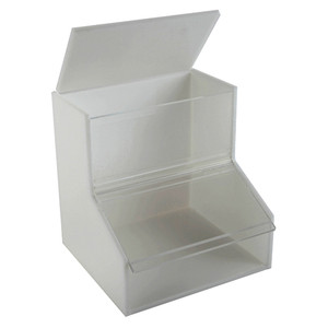 "Pasteur Pipette Work Station Storage Bin, 7"" Tall"