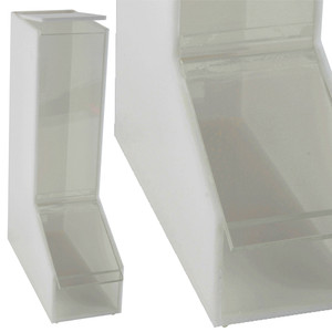 "Tube Storage Bin, Large, 12"" x 3-1/2"""